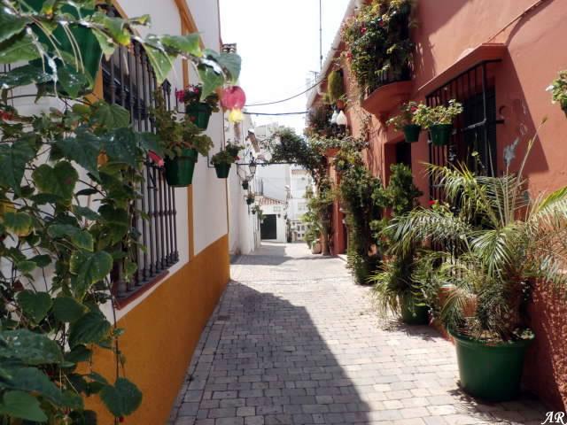 Calle Jubrique Estepona
