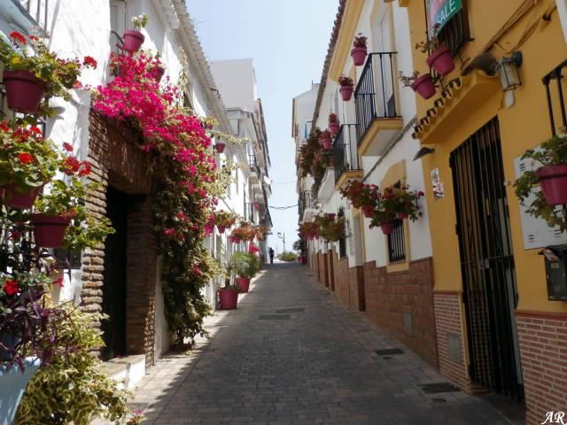 Calle Mondéjar Estepona