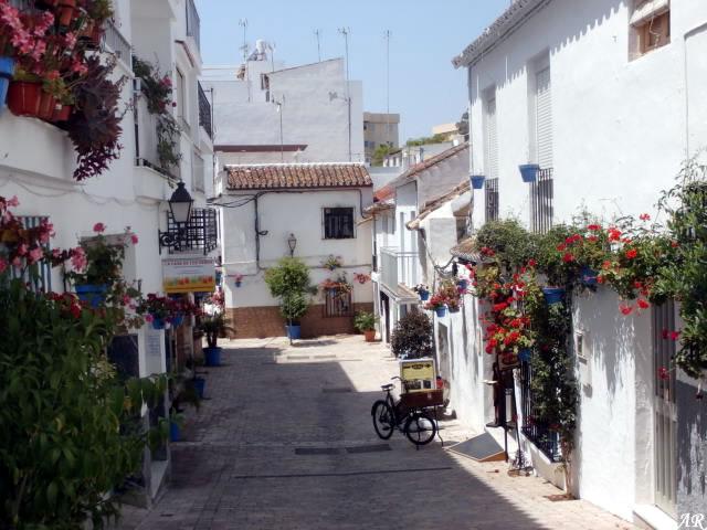 Calle Nueva Estepona
