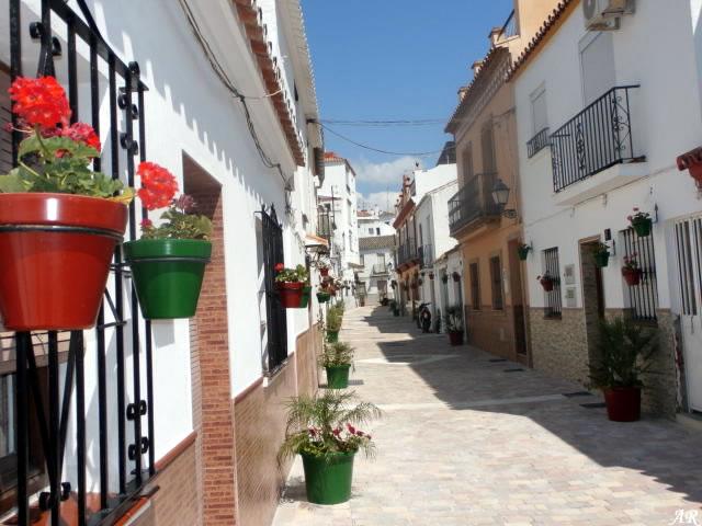 Calle Pantano Estepona
