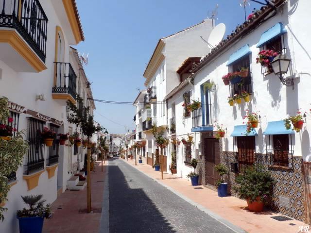 Calle Pozo de los Palos Estepona
