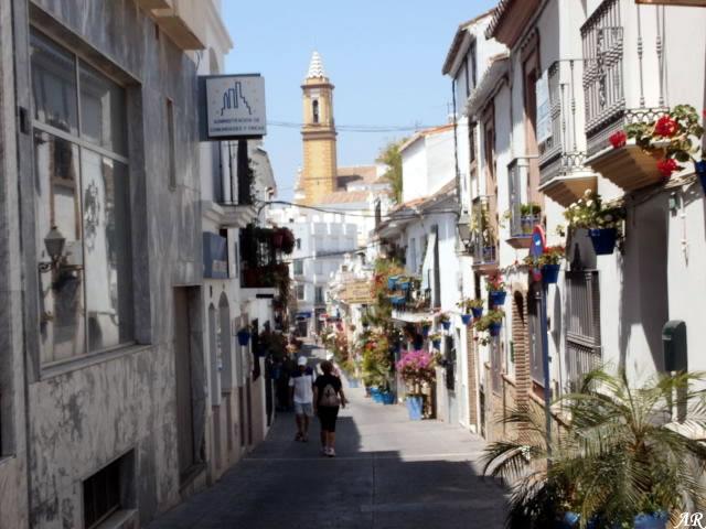 Calles típicas de Estepona - Calle San Antonio