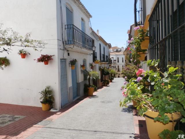 Calle San Cayetano Estepona 26/06/2015