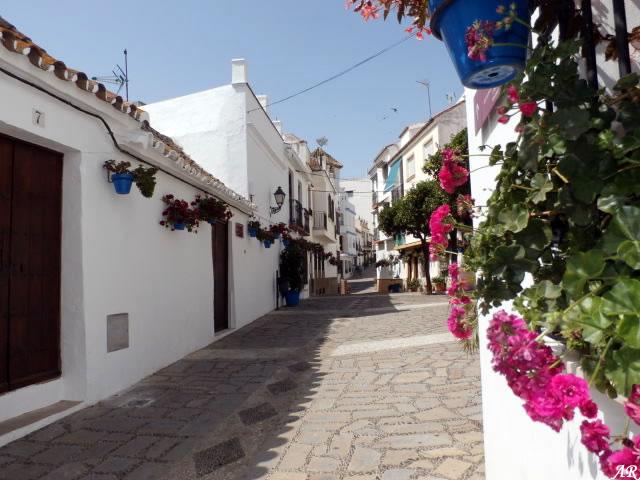 Calle Sirena Estepona 1/07/2015