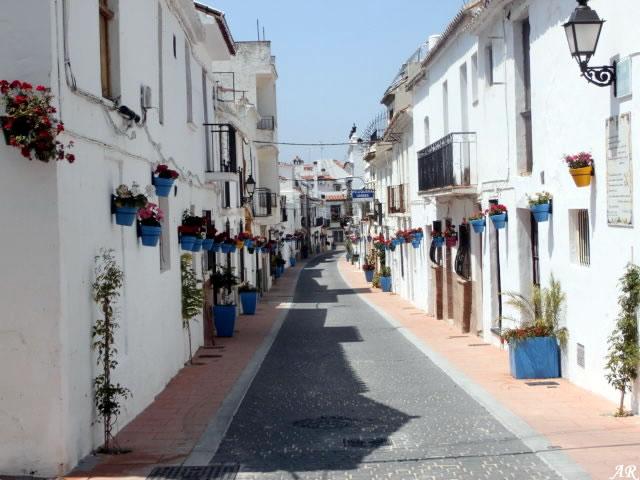 Calle Torrejón Estepona
