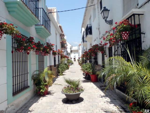 Calle Troyano Estepona