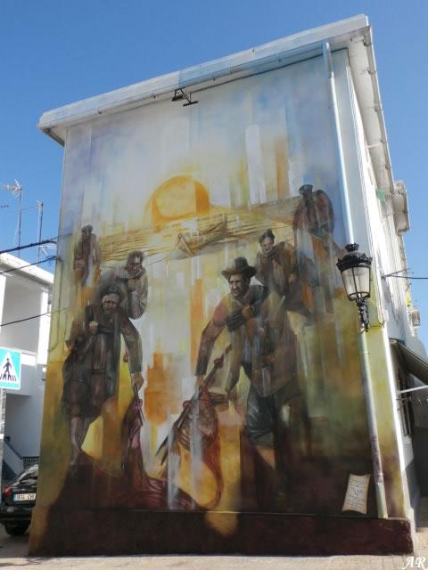 Mural Artístico Estepona - Ruta de Murales Artísticos