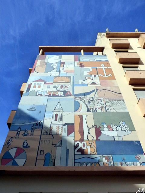 Mural Artístico Estepona Siglo XXI - Ruta de los Murales de Estepona