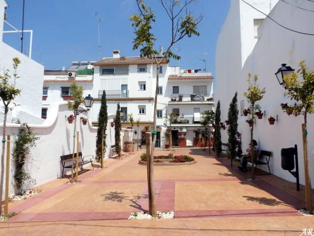 Plaza de Antonio Ortega Vela Estepona