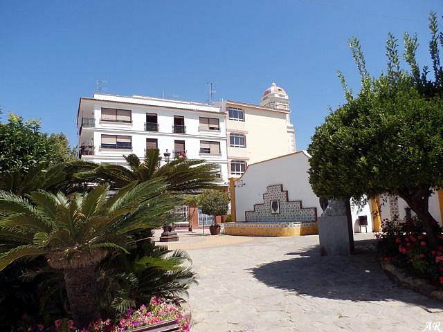 Plaza Casa Cañada