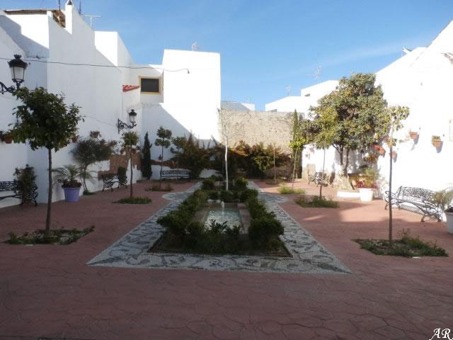 Plaza de Juan Bazán de Estepona