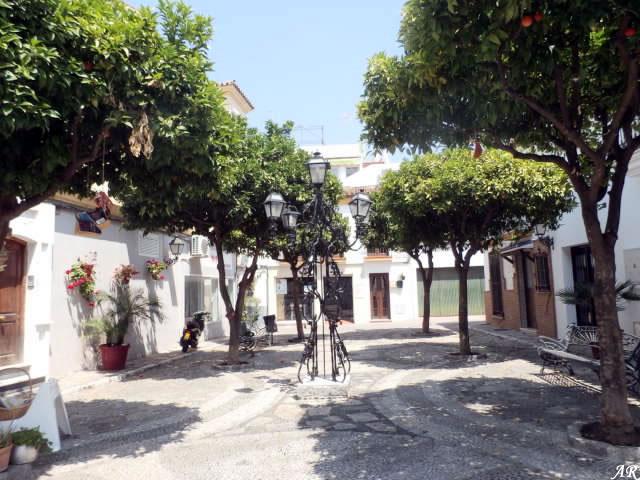 Plaza de Manilva Estepona