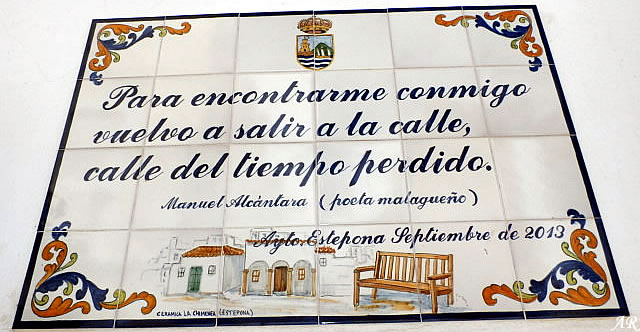 Poema Manuel Alcántara