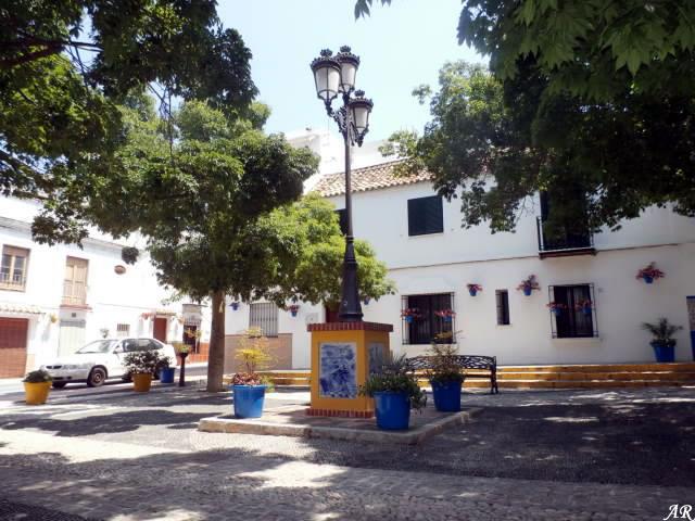 Plaza Pozo Prado Estepona