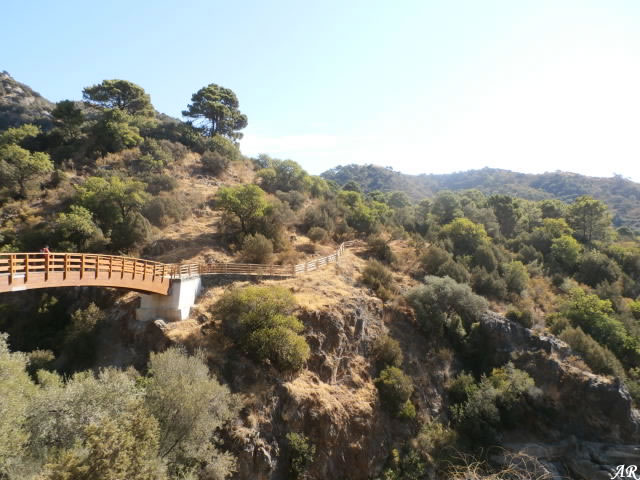 Trail - Sendero Acequia del Guadalmina Benahavís