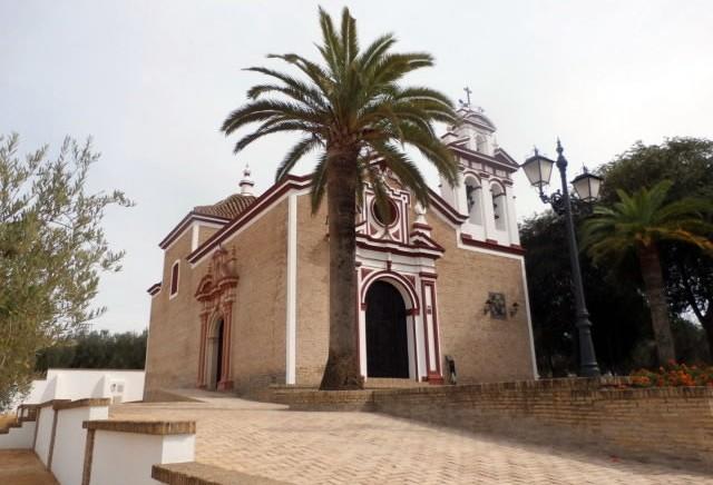 Ermita de la Divina Pastora de Chucena