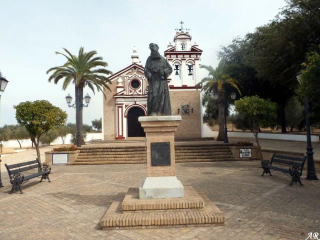 Ermita de la Divina Pastora - Chucena Templo de Alcalá de la Alameda