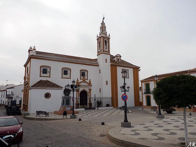 Iglesia de Nuestra Señora de la Estrella de Chucena - Iglesia Parroquial de Nuestra Señora de la Estrella