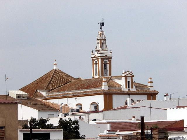 Iglesia de Nuestra Señora de la Estrella de Chucena - Iglesia Parroquial de Nuestra Señora de la Estrella 3/10/2015