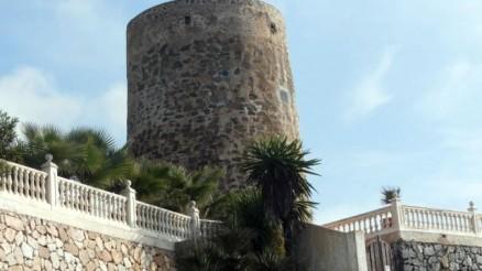 Torre de Calahonda - Torre de Lancón - Mijas - Calahonda Wachtower in Mijas