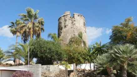 Torre del Muelle - Torre Vigía de Torremuelle - Benalmádena
