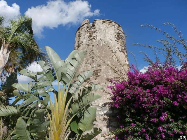 Torre del Muelle - Torremuelle Watchtower - Benalmadena