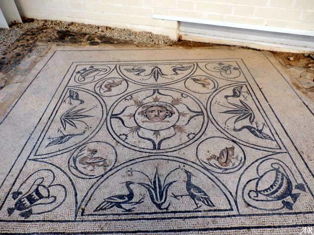 Resultado de imagen de villa romana marbella