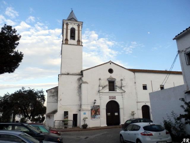 Church of Nuestra Señora de la Victoria, Jimena de la Frontera