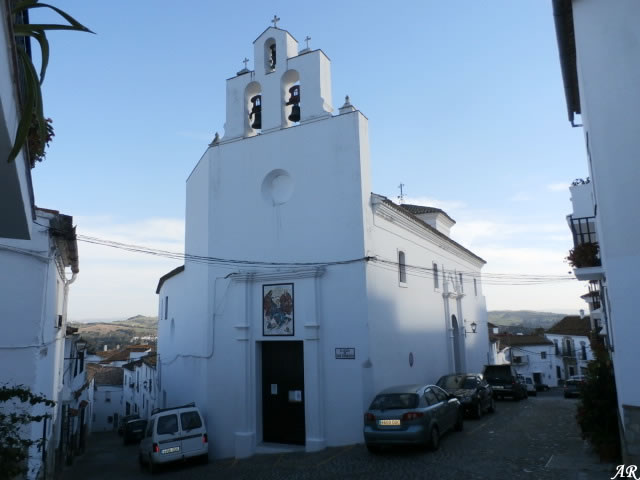 San Francisco Church - Jimena de la Frontera