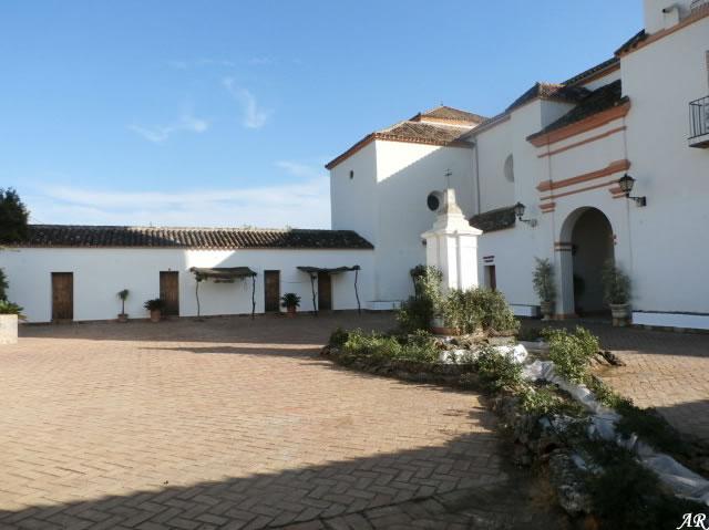 Sanctuary Our Lady of the Angels - Jimena de la Frontera