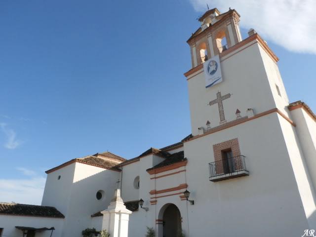 Jimena de la Frontera Sanctuary Our Lady of the Angels