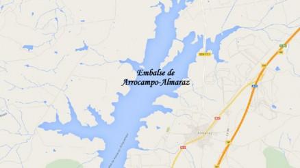 Presa del Embalse de Arrocampo Almaraz - Dam and Reservoir