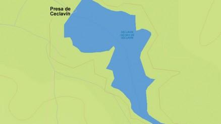 Embalse de Ceclavín - Aguas de Ceclavín - Presa de Ceclavín - Pantano de Ceclavín