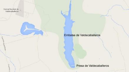 Embalse de Valdecaballeros - Presa de Valdecaballeros - Pantano de Valdecaballeros - Presa de Gravedad de Valdecaballeros