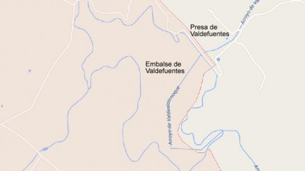Valdefuentes Dam and Reservoir