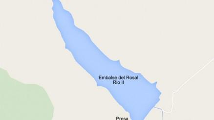 Embalse El Rosal - Presa El Rosal - Pantano El Rosal - Embalse Río II - Peraleda del Zaucejo