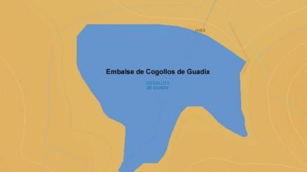 Presa de Cogollos de Guadix - Embalse de Cogollos de Guadix - Pantano de Cogollos de Guadix - Dam
