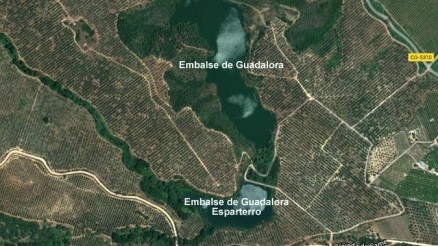 Presa de Guadalora - Embalse de Guadalora - Presa de Guadalora Espartero - Embalse de Guadalora Espartero - Hornachuelos