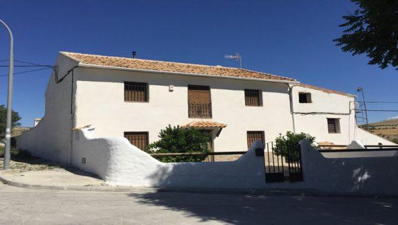 Cortijo en Santa Cruz del Comercio, Farmhouse for Sale Santa Cruz del Comercio, Alhama de Granada