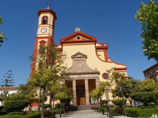 Parish Church of San Jose Obrero de Carranque - Málaga 23/06/2016