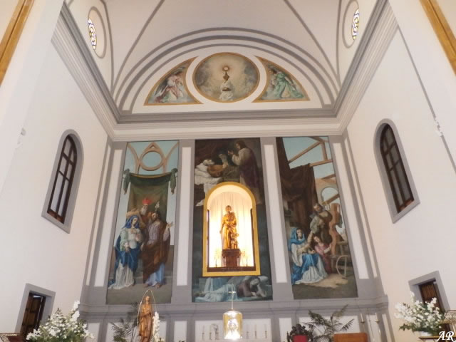 Iglesia Parroquial de San José Obrero de Carranque - Málaga