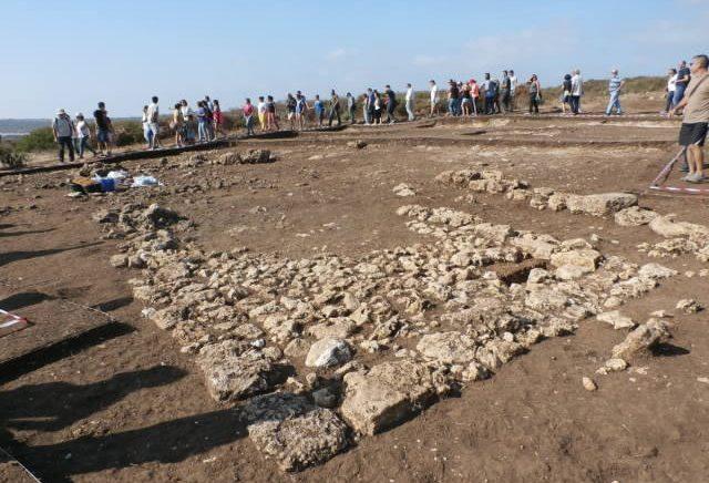 Los Castillejos de Alcorrín, Yacimiento Arqueológico en Manilva
