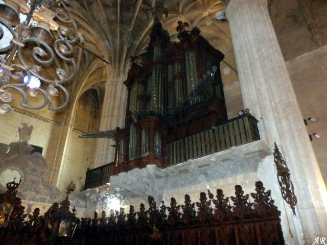 Órgano de la Basílica Menor de Santa María de la Asunción