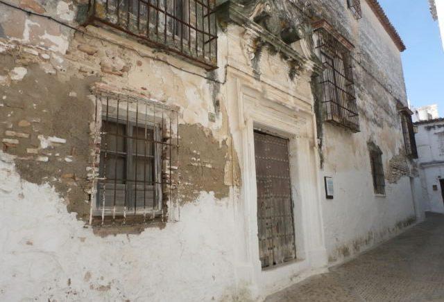 Casa - Palacio de Juan de Cuenca y Farfán de los Godos - House Palace - Arcos de la Frontera