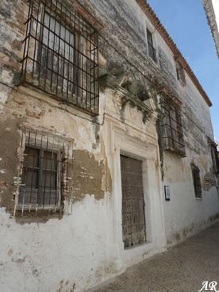 Casa - Palacio de Juan de Cuenca y Farfán de los Godos, Arcos de la Frontera