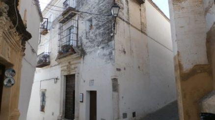 Casa – Palacio de Los Virués de Segovia e Inestal, Arcos de la Frontera