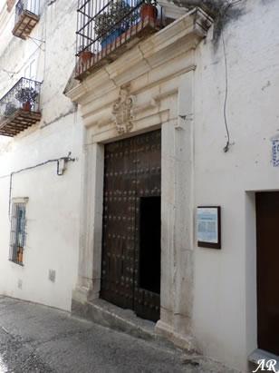 Casa - Palacio de los Virués de Segovia e Inestal