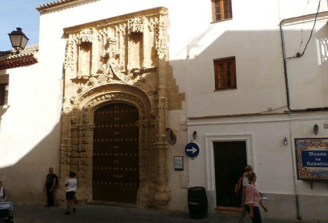 Convent of the Incarnation - Arcos de la Frontera - Convento de la Encarnación