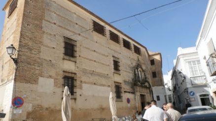 Arcos de la Frontera Convent of the Barefoot Mercedarian Order - Convento de las Mercedarias Descalzas 28/10/2016