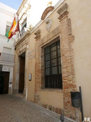 Convent of the Jesuits( Nuestra Señora de Las Nieves School)